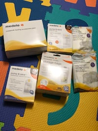 medela breastfeeding accessories  Mississauga, L5C 1K1