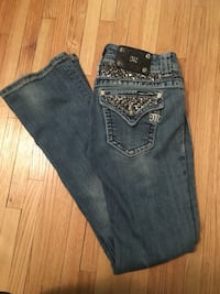 Jeans, Miss Me, Name Brand, Lucky, BKE, Size 27, Punk, Studs, Studded, Fashion, Style, Summer Robbinsdale, 55422