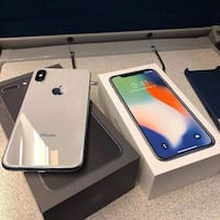 silver iPhone 6 med box STOCKHOLM