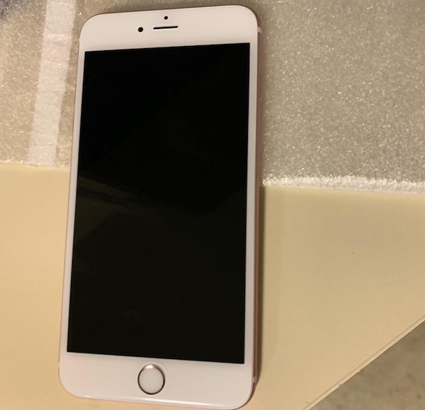 Used Rose Gold Iphone 6s Plus Price Reduced For Sale In New York