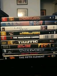 10 DVDs Los Angeles, 91602