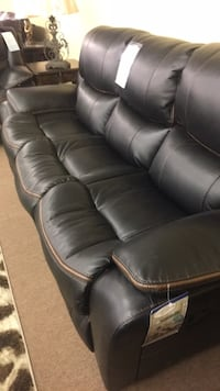 black leather couch Radcliff, 40160