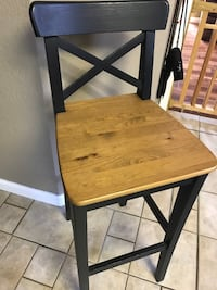 Bar stool.  Two available 40.00 each  Manteca, 95337