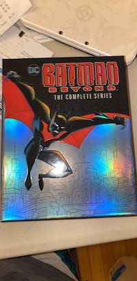 Batman Beyond The Complete Series  with Return Of The Joker Sterling, 20164