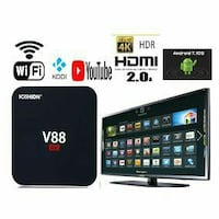 Android TV Box Smart Tv Wlan Bluetooth Lan  Wuppertal