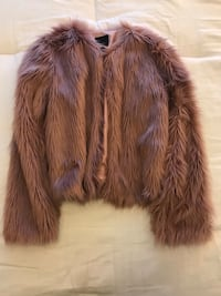brown and black fur coat Rockville, 20850