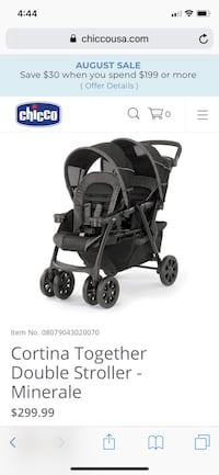Brand new stroller unopened
