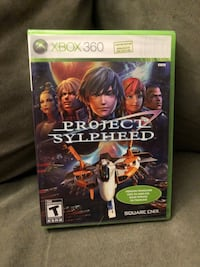 Project Sylpheed XBOX360