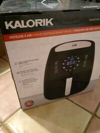 Kaloric digital smart fryer with hot air technology Annandale, 22003