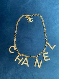 Bling necklace C hanel