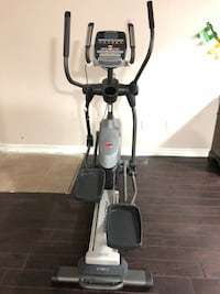 gray and black elliptical trainer Mississauga, L5W 1H7