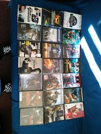 assorted-title Sony PS4 game case lot Hartford, 06106