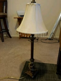 black and white table lamp Calgary, T2W 3J5