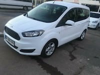 Ford - Courier - 2017 59bin 8741 km
