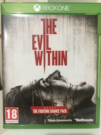 The Evil Within Xbox One Maltepe, 34844