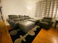 Beautiful Sectional Sofa set (L Shape, Chairs, Leg rest)   Toronto, M5V 3Y5