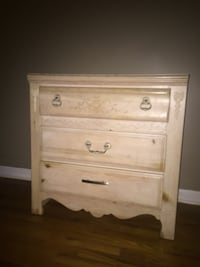 Old nightstand type table Marietta, 30067