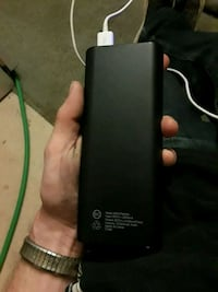 black and gray box mod vape Springfield, 22153