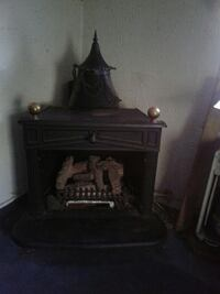 Franklin stove with vent free gas logs Hammonton, 08037