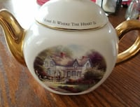 Thomas Kinkade Teaspot North Richland Hills, 76182