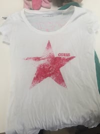 Tee shirt guess taille s