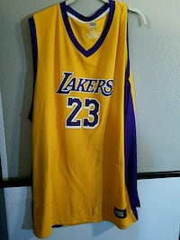 Lakers Jersey 2XL  Colton, 92324
