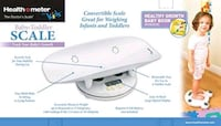 Salter infant-to-toddler weight/scale Toronto, M6M 2S4