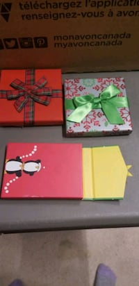 Gift Card Holders.  New