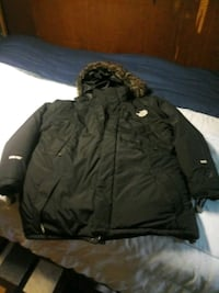 Northface 600 black 2XL Clifton