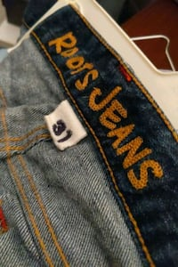 Roots jeans
