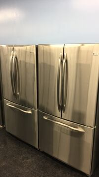 "36"" GE FRIDGE - warranty and delivery included  549 km"