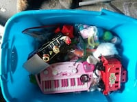 assorted-color toy lot Butler, 46721