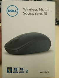 Dell Wireless Mouse box Chicago, 60603