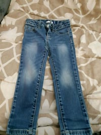 blue denim straight cut jeans Toronto, M1K 4H7