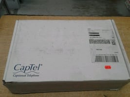 CapTel 2400i Large TouchScreen Captioned Telephone