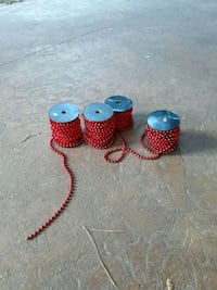 Craft bead strings