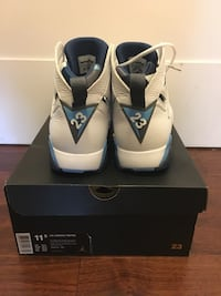 Jordan 7 French Blue (Worn Once Sz 11.5) Toronto, M5E
