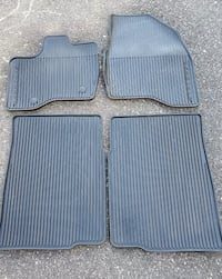 2011-2016 Ford Explorer Floor Mats