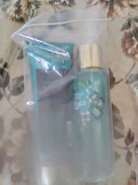 Emerald bath and body works lotion and perfume