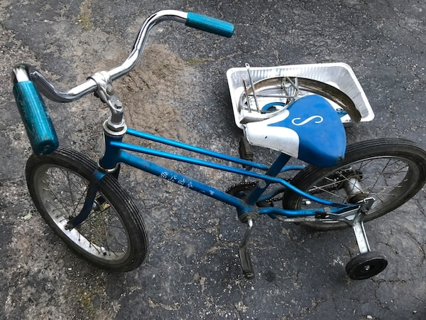 d218683dba5 Used 1980s Vintage Boy's Schwinn Pixie Bike for sale in Wadsworth ...