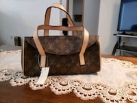 brown Louis Vuitton monogram leather tote bag Calgary, T3K