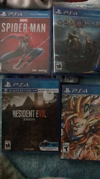 Ps4 game new and sealed  Bakersfield, 93307