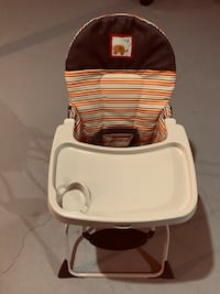 Toddler High Chair Ajax, L1T 0J1