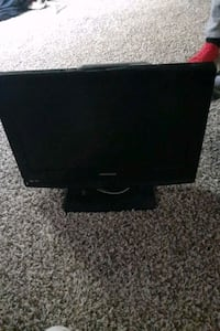 TV with DVD player in back Albuquerque, 87106