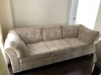 Cream Family a Room Couch For Sale