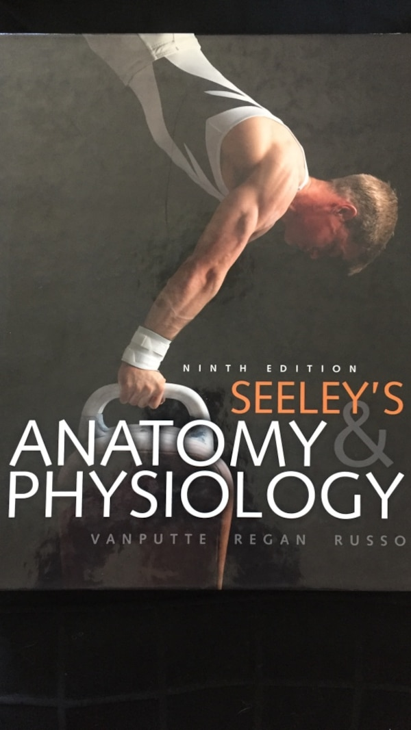 Seeley's anatomy and physiology textbook
