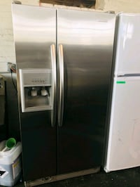 Side by side stainless  Bellwood, 60104