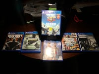 PS4 GAMES $10 EACH OBO