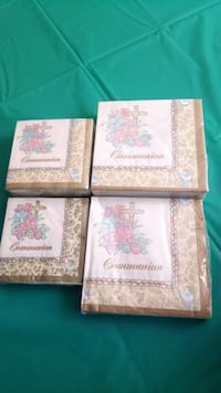 Communion napkins