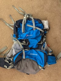 60 L Mountaintop Backpack